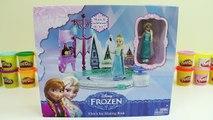 Disney Frozen Elsa's Ice Skating Rink Playset-