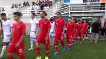 (TEKRAR) 19 Yaş Altı Avrupa Şampiyonası Eleme Turu - Türkiye: 4 - Ermenistan: 1