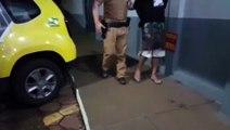 Adolescente chama policiais de 'vermes' e acaba apreendido no Santa Cruz