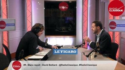 David Belliard - L'invité politique Vendredi 15 novembre
