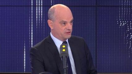 Jean-Michel Blanquer - Franceinfo vendredi 15 novembre 2019