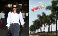 Priyanka Chopra Is Thrilled To See Clear Blue Sky In Mumbai As She Returns From Severe Air Pollution In Delhi