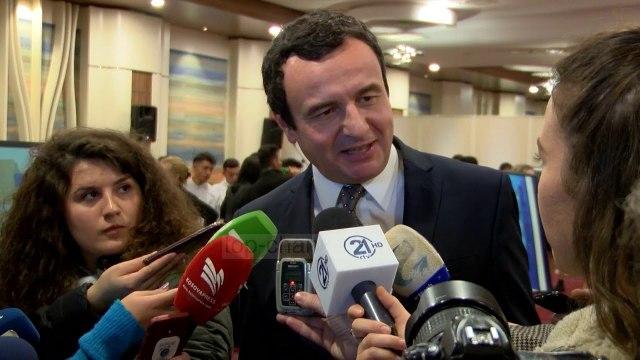 Shengeni ballkanik, Kurti i pergjigjet Kryeministrit Rama: Duhej të priste formimin e qeverisë së re
