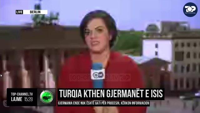 Turqia kthen gjermanët e ISIS/Gjermania ende nuk është gati për procesin, kërkon informacion