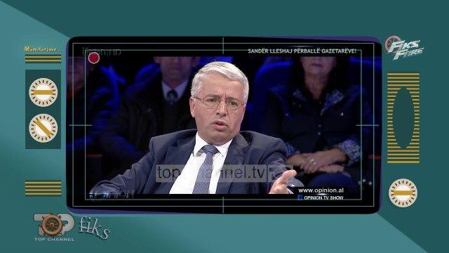 Fiks Fare/ Monitorime/ Fevziu i harron emrin ministrit të brendshëm