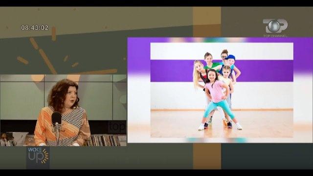 Wake Up/ Si ndikon kërcimi në zhvillimin social - emocional te fëmijët