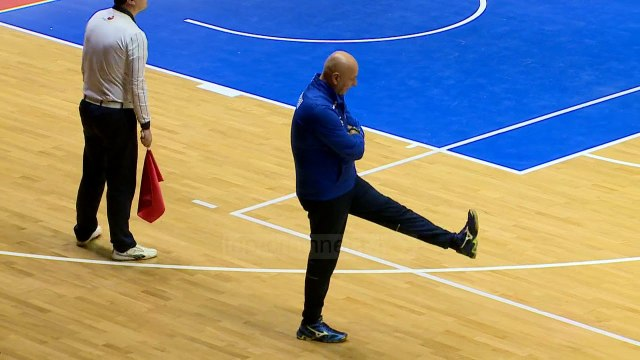 """Cev Challenge Cup""/ Erzeni fiton ndeshjen e parë kundër Partizanit"