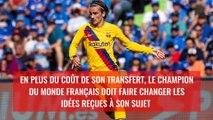 FC Barcelone - Antoine Griezmann : les chiffres de la saison 2019-2020