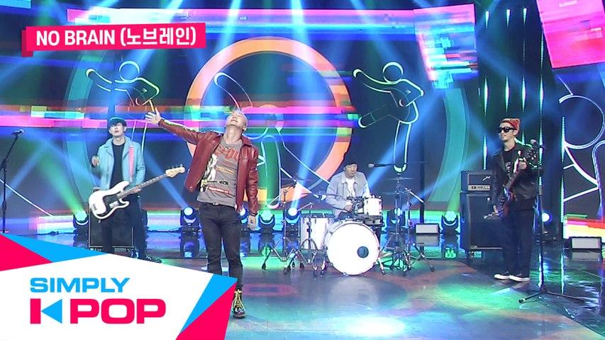 [Simply K-Pop] No Brain(노브레인) - Let's Roll(같이 가보자)