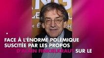 Alain Finkielkraut : Isabelle Morini-Bosc le défend après ses propos sur le viol