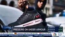 Under armour under pressure
