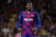 FC Barcelone - Ousmane Dembélé : les chiffres de la saison 2019-2020