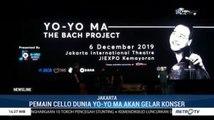 Pemain Cello Dunia Yo-Yo Ma akan Gelar Konser di Jakarta