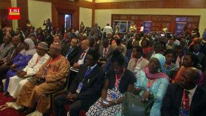 Ouverture de la 12 édition du forum Africain des infrastructures réactions des participants