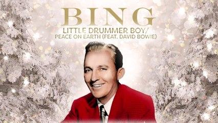 Bing Crosby - Peace On Earth / Little Drummer Boy