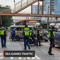 SEA Games 2019 opening simulation shows lapses in traffic management