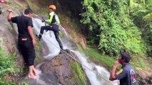 Man Taking Selfie Dies After Slipping Down Waterfall