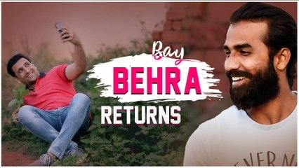 BAY BEHRA RETURNS || Kiraak Hyderabadiz