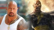 'The Rock' Dwayne Johnson joining the DC Universe