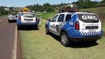 Parati furtada durante a madrugada é recupera da Pela Guarda Municipal