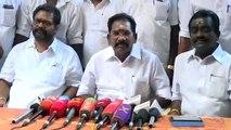Minister Sellur Raju has slammed DMK for unnecessary sledge against AIADMK
