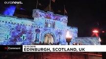 L'histoire écossaise se déroule sur les murs du château d'Edimbourg