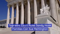The Supreme Court And Remington