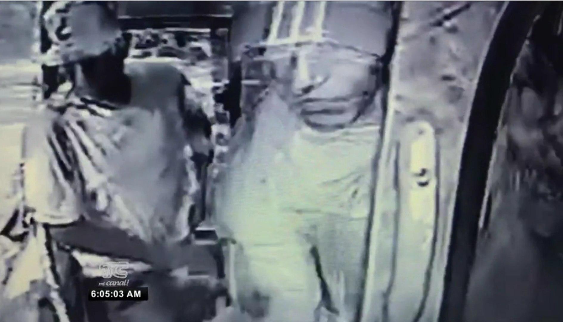 Capturan a dos sospechosos de banda delictiva en Los Ríos