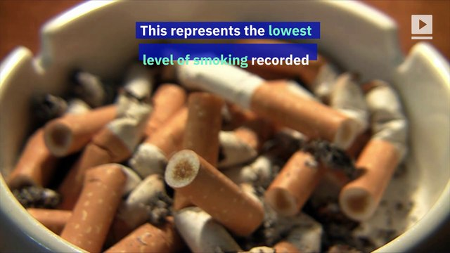 Smoking in US Falls to All-Time Low