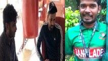 Hit man helped a bangladeshi fan