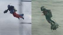 Le Jet Suit d'« Ironman » est-il plus fort que le Flyboard Air de Franky Zapata ?