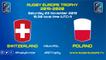 SWITZERLAND / FINLAND (WOMEN TROPHY) & SWITZERLAND / POLAND - Rugby Europe TROPHY 2019/2020