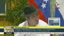 Consejo del ALBA-TCP debate sobre el golpe de Estado en Bolivia