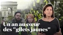 """Les 10 moments-clés des """"gilets jaunes"""" racontés par notre journaliste sur le terrain"""