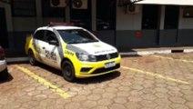 Carro furtado é recuperado em ação da Polícia Militar