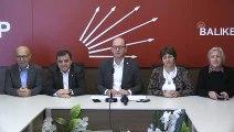 Balıkesir Büyükşehir Belediye Meclisi'ndeki partililer arasında gerginlik - BALIKESİR