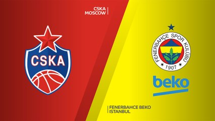 EuroLeague 2019-20 Highlights Regular Season Round 8 video: CSKA 88-70 Fenerbahce