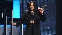 Rosalía & Alejandro Sanz Win Big at 2019 Latin Grammys | Billboard News