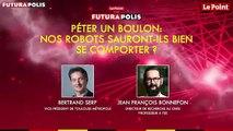 Futurapolis 2019 - Les robots peuvent-ils péter un boulon ?