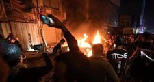 Son dakika: Bağdat'ta Tahrir Meydanı'nda patlama meydana geldi: Çok sayıda ölü ve yaralı var