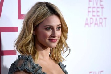Lili Reinhart Just Made an Important Point About Cellulite and Stretch Marks