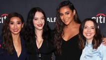 Kat Dennings Shares How Shay Mitchell Told Her She Was Pregnant on 'Dollface' Set