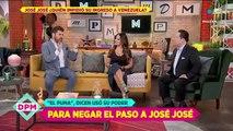 ¡'El Puma' impidió que José José entrara a Venezuela!