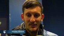 Après HAC - Dunkerque (1-3), réaction de Mathieu Gorgelin