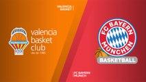 Valencia Basket - FC Bayern Munich Highlights | Turkish Airlines EuroLeague, RS Round 8