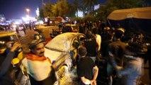 Bağdat'ta Tahrir Meydanı'nda patlama meydana geldi (2) - BAĞDAT