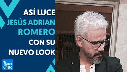 Jesús Adrián Romero y su nuevo look (Causa Revuelo)