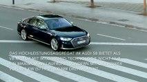 Der neue Audi S8 - der Antrieb - Beeindruckende Leistung