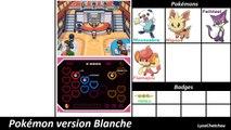 En route pour la deuxième arène! - Live Pokémon version Blanche-LyzaChatchou (16/11/2019 01:48)
