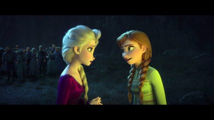 Frozen II Movie Clip - Not Going Alone